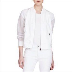 NWT Ralph Lauren Bomber $135 Zip Up Jacket Medium